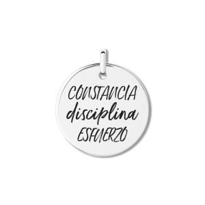 medalla-plata-de-ley-constancia-disciplina-esfuerzo